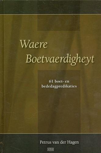 Waere boetvaerdigheyt (Boek)