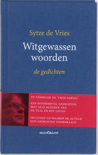 Witgewassen woorden (Hardcover)
