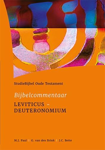 Bijbelcommentaar Leviticus-Numeri-Deuteronomium (Hardcover)