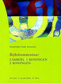 Bijbelcommentaar 2 Samuel-1 Koningen-2 Koningen (Hardcover)