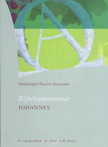 Bijbelcommentaar Johannes (Hardcover)