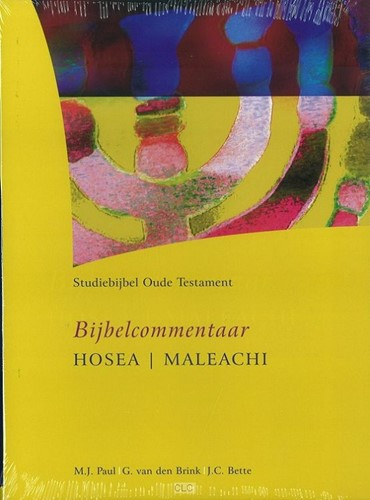 Bijbelcommentaar Hosea t/m Maleachi (Hardcover)