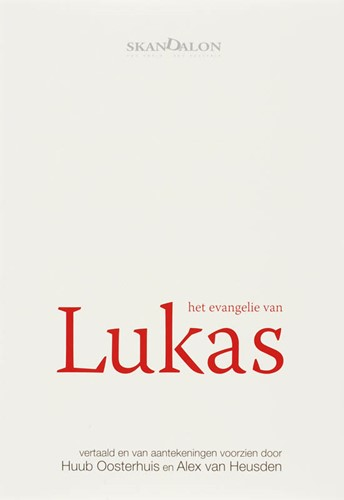 Het evangelie van Lukas (Paperback)