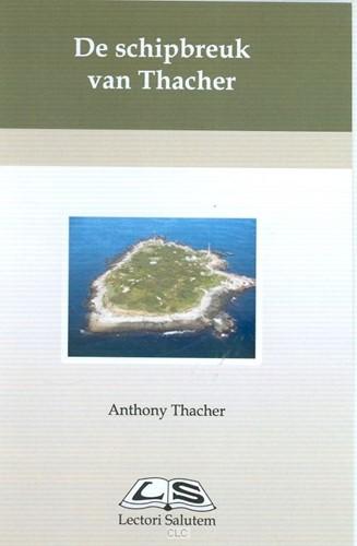 De schipbreuk van Thacher (Boek)