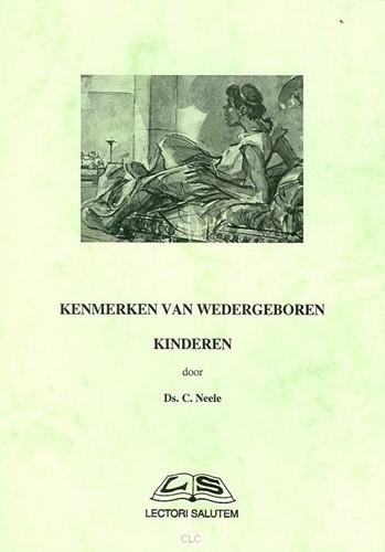 Kenmerken van wedergeboren kinderen (Boek)