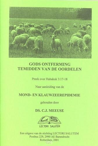 Gods ontferming temidden van de oordelen (Boek)