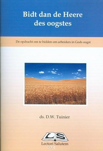 Bidt dan de Heere des oogstes (Boek)