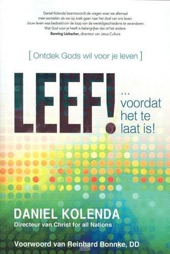 LEEF! voordat het te laat is! (Paperback)