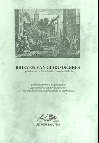 Brieven van Guido de Bres (Boek)