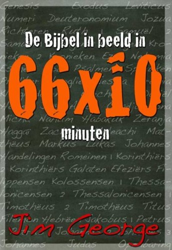 De Bijbel in beeld in 66 x 10 minuten (Paperback)
