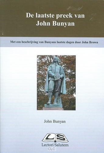 De laatste preek van John Bunyan (Boek)