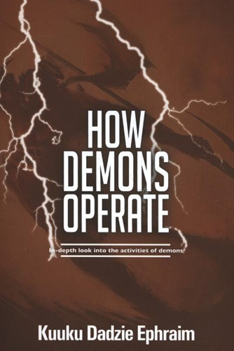 How Demons Operate (Paperback)