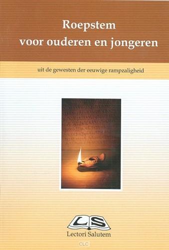 Roepstem voor ouderen en jongeren (Boek)