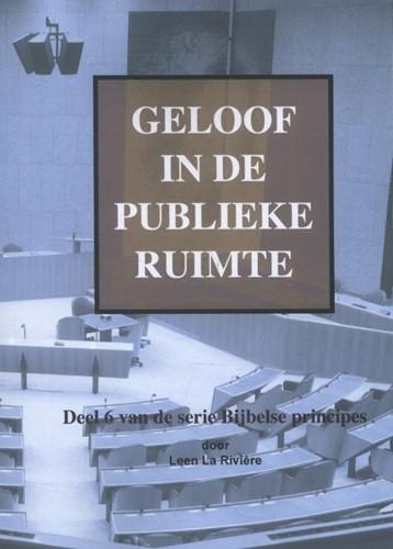 Geloof in de publieke ruimte (Boek)