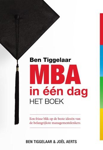 MBA in één dag Het boek (Paperback)