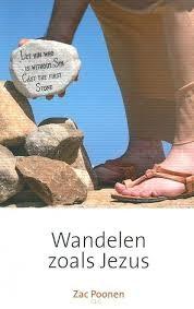 Wandelen zoals Jezus (Boek)