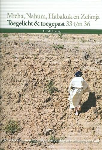 Micha–Nahum–Habakuk–Zefanja (Paperback)