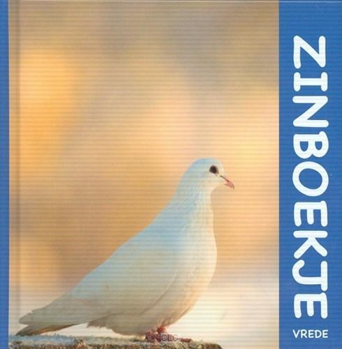 Zinboekje Vrede (Hardcover)