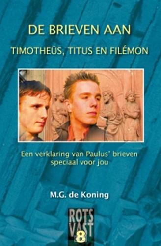 De brieven aan Timotheus, Titus en Filemon (Boek)