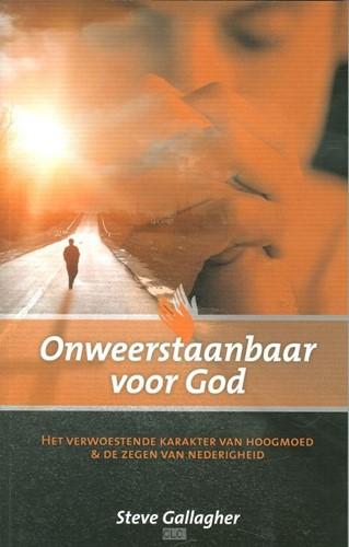 Onweerstaanbaar voor God (Boek)