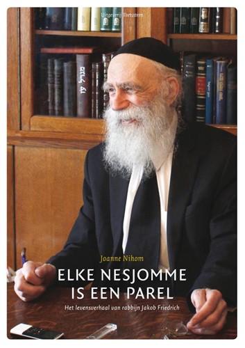 Elke Nesjomme is een parel (Boek)