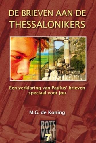 De brieven aan de Thessalonikers (Boek)
