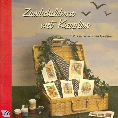 Zandschilderen met Kreaplan (Boek)