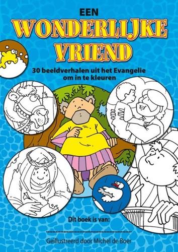 Een wonderlijke vriend (Boek)