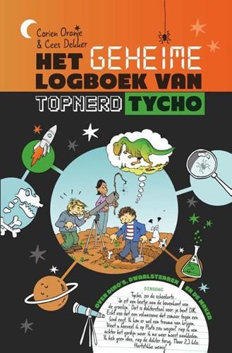 Het geheime logboek van topnerd Tycho (Hardcover)