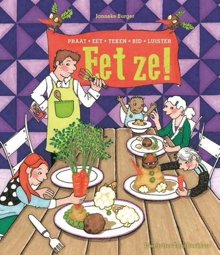 Eet ze! (Paperback)