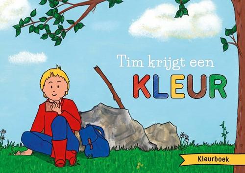 Tim krijgt een kleur (Boek)