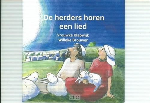 De herders horen een lied (Boek)