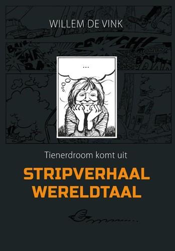 Stripverhaal wereldtaal (Hardcover)