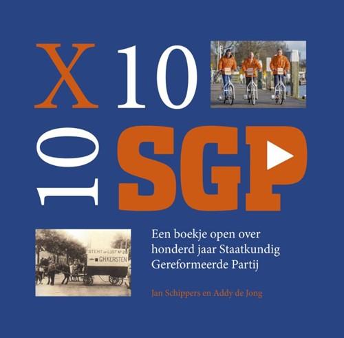 10 X 10 SGP (Boek)