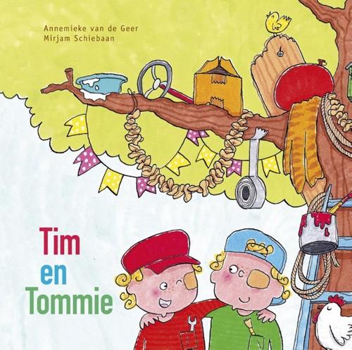 Tim en Tommie (Hardcover)
