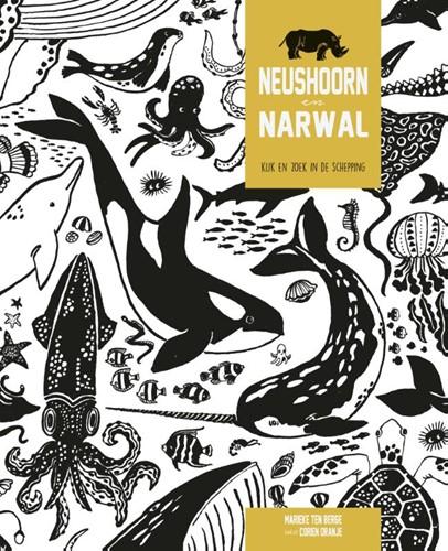 Neushoorn en Narwal (Hardcover)