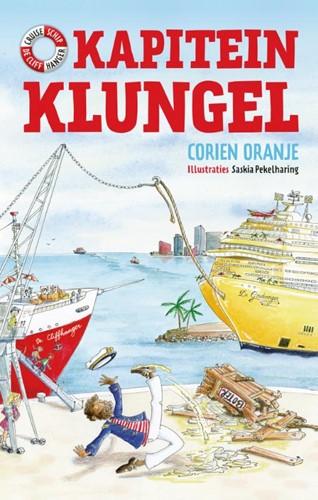 Kapitein Klungel (Hardcover)