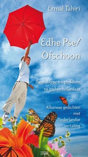 Edhe Pse / Ofschoon (Boek)