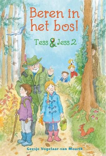 Beren in het bos! (Hardcover)