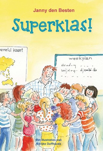 Superklas! (Hardcover)