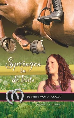 Springen in de lente (Hardcover)