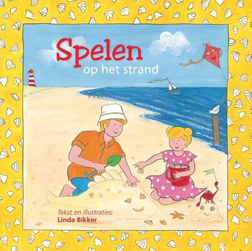 Spelen op het strand (Hardcover)