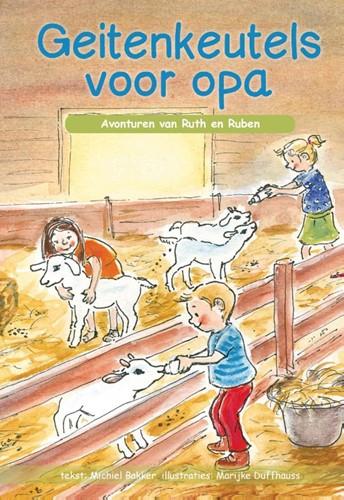 Geitenkeutels voor opa (Hardcover)