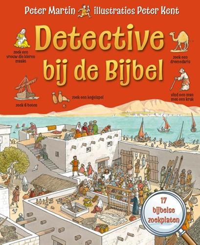 Detective bij de Bijbel (Hardcover)