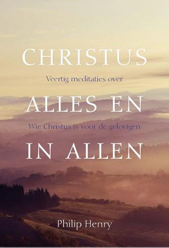 Christus alles en in allen (Hardcover)