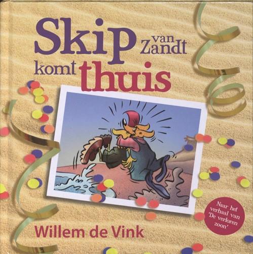 Skip van Zandt komt thuis (Hardcover)