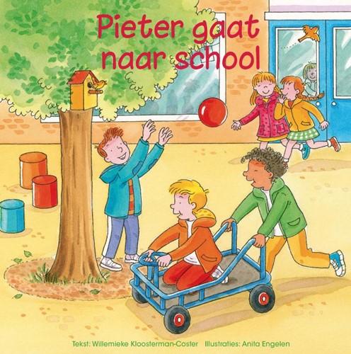 Pieter gaat naar school (Hardcover)