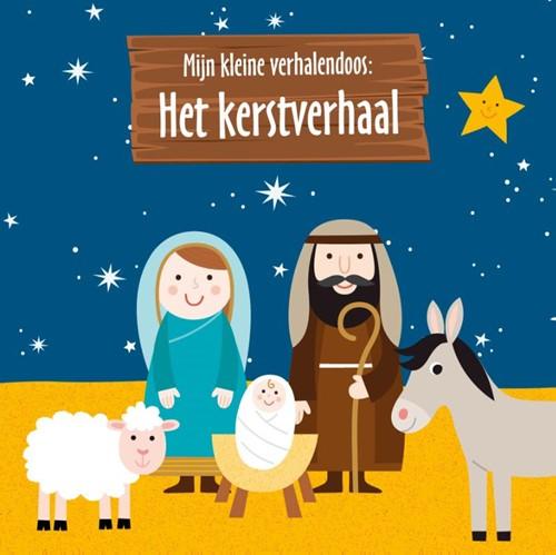 Mijn kleine verhalendoos: Het kerstverhaal (Hardcover)