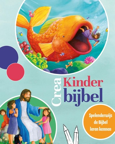 Crea Kinderbijbel (Paperback)