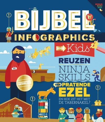 Bijbel infographics voor kids (Hardcover)